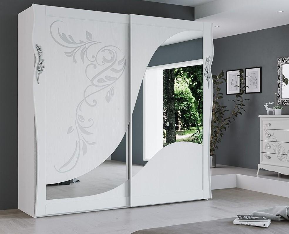 Camera Da Letto Contemporanea Luxury Bianco Frassinato Le Chic Arredamenti