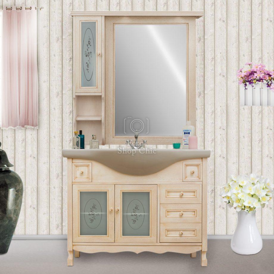 Mobile bagno decapè
